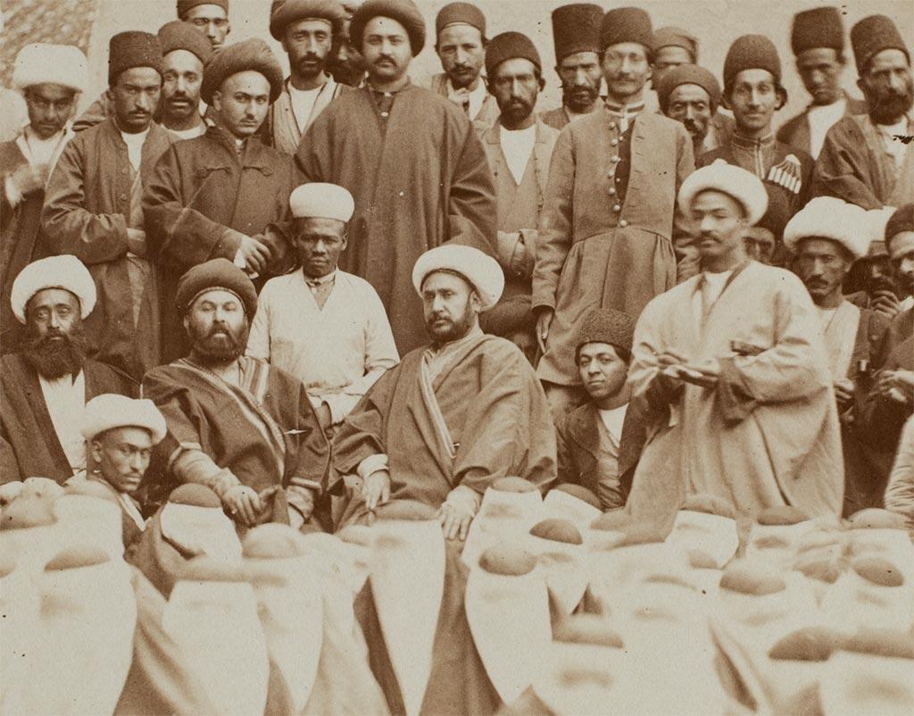 Qajar Rowzeh