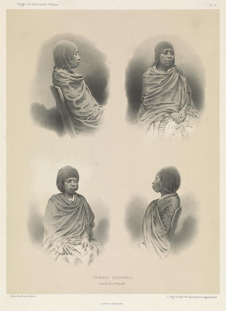 Swahili women