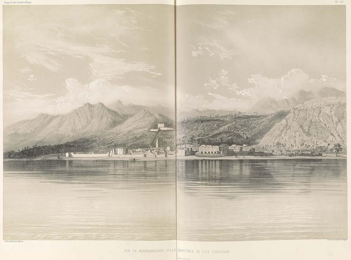 Anjouan, the Comoros