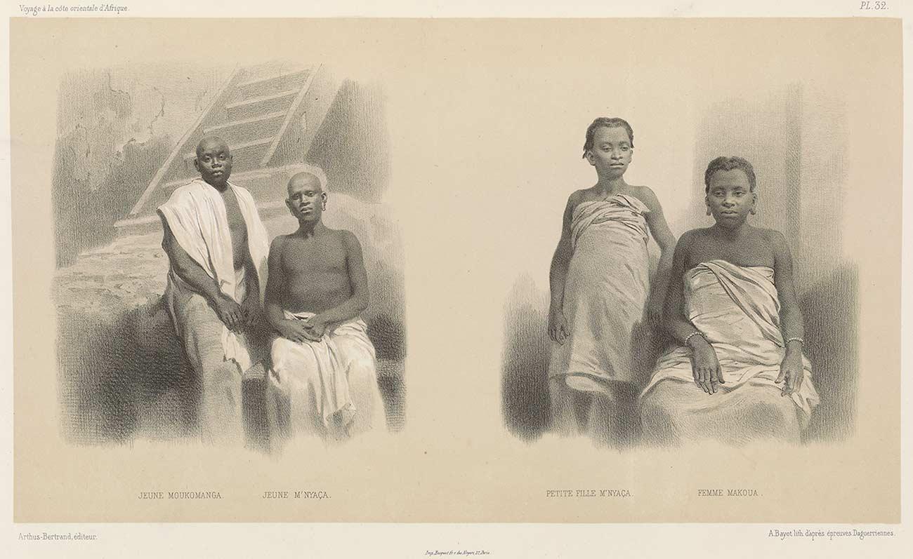 Mukomanga, Nyasa, Makua