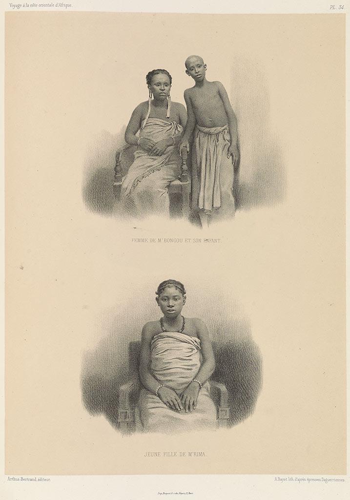 Mbongou, Mrima