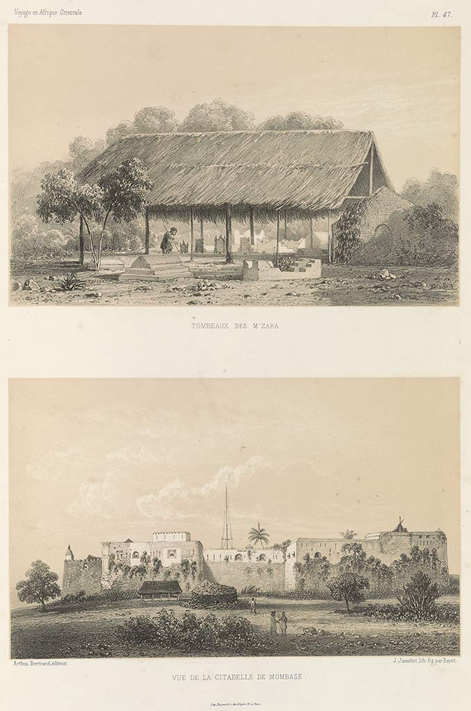 Mzara, Mombasa, Mombasa citadel