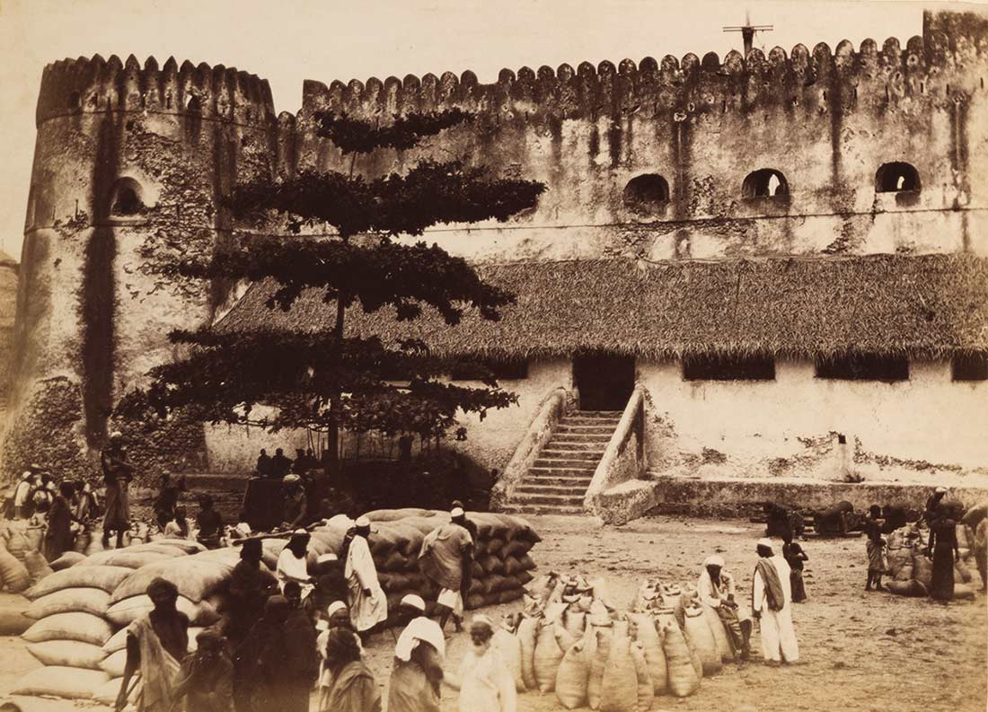 The Old Fort, Zanzibar