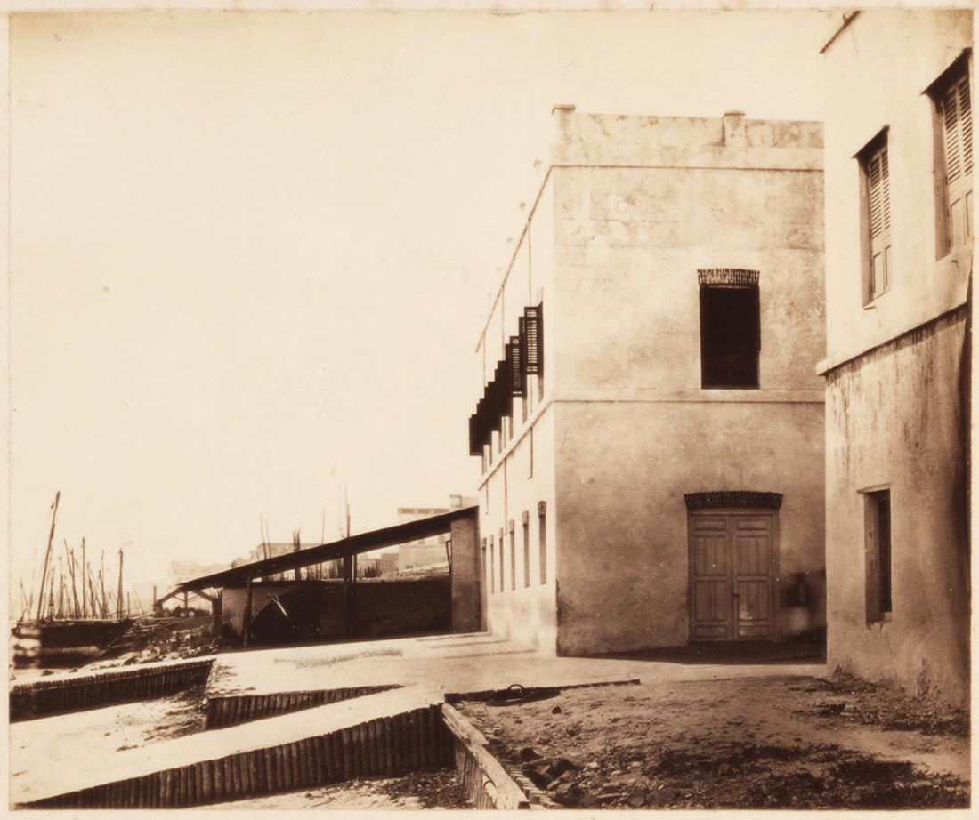Trading House of William O'Swald & Co., Zanzibar