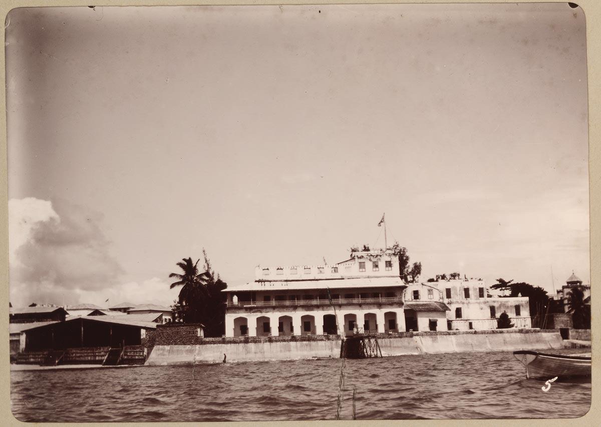 English General Consulate in Zanzibar Stone Town, Coutinho Bros