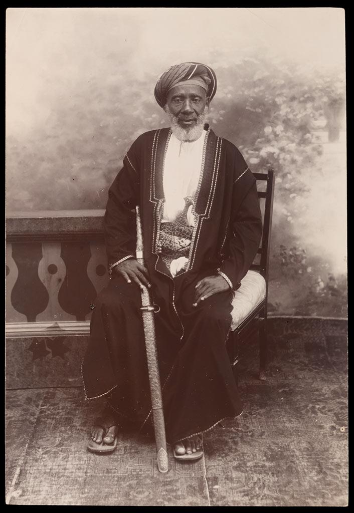 Tippu Tip, Zanzibar